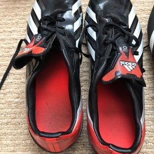 Adidas F10 soccer shoes cleats